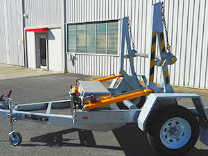 1.2 Tonne Trailer - cable trailer for sale